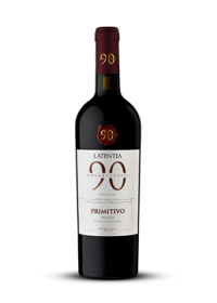 Novantaceppi Primitivo Latentia Winery